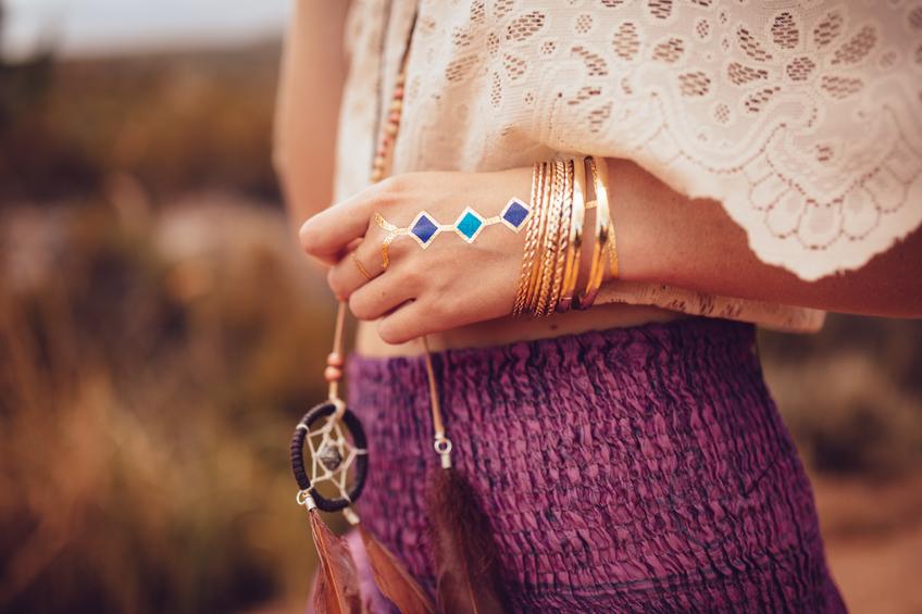 Smyckestillverkningens historia