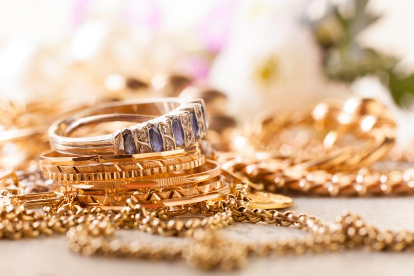 Material för smycken